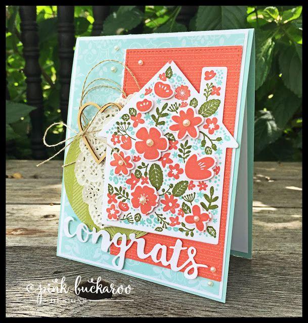 Home Life Tutorial Bundle Artist Blog Hop Pink Buckaroo Designs