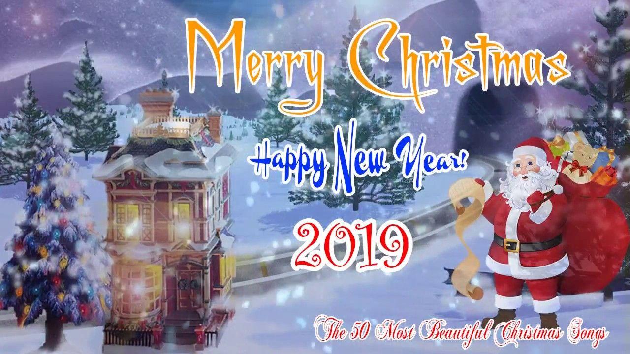 Christmas Playlist 2019 Merry Christmas Songs 2018   2019   Top Christmas Songs Playlist