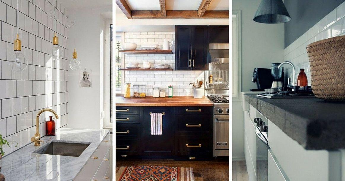 Idee Renovation Plan De Travail Cuisine Home Kitchens Contemporary Kitchen Simple Kitchen
