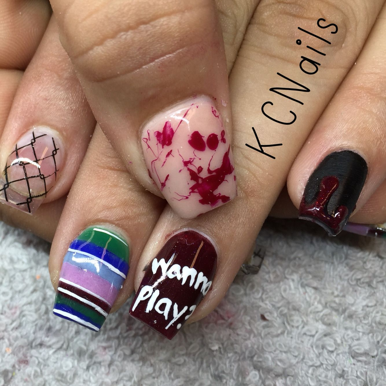 Pin on Nail Tech