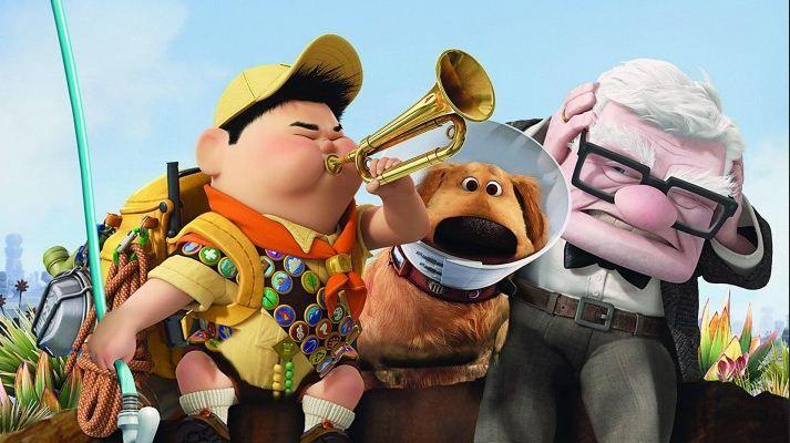 Up Una Aventura De Altura Pete Docter Bob Peterson Animated Movies For Kids Pixar Movies Kids Movies