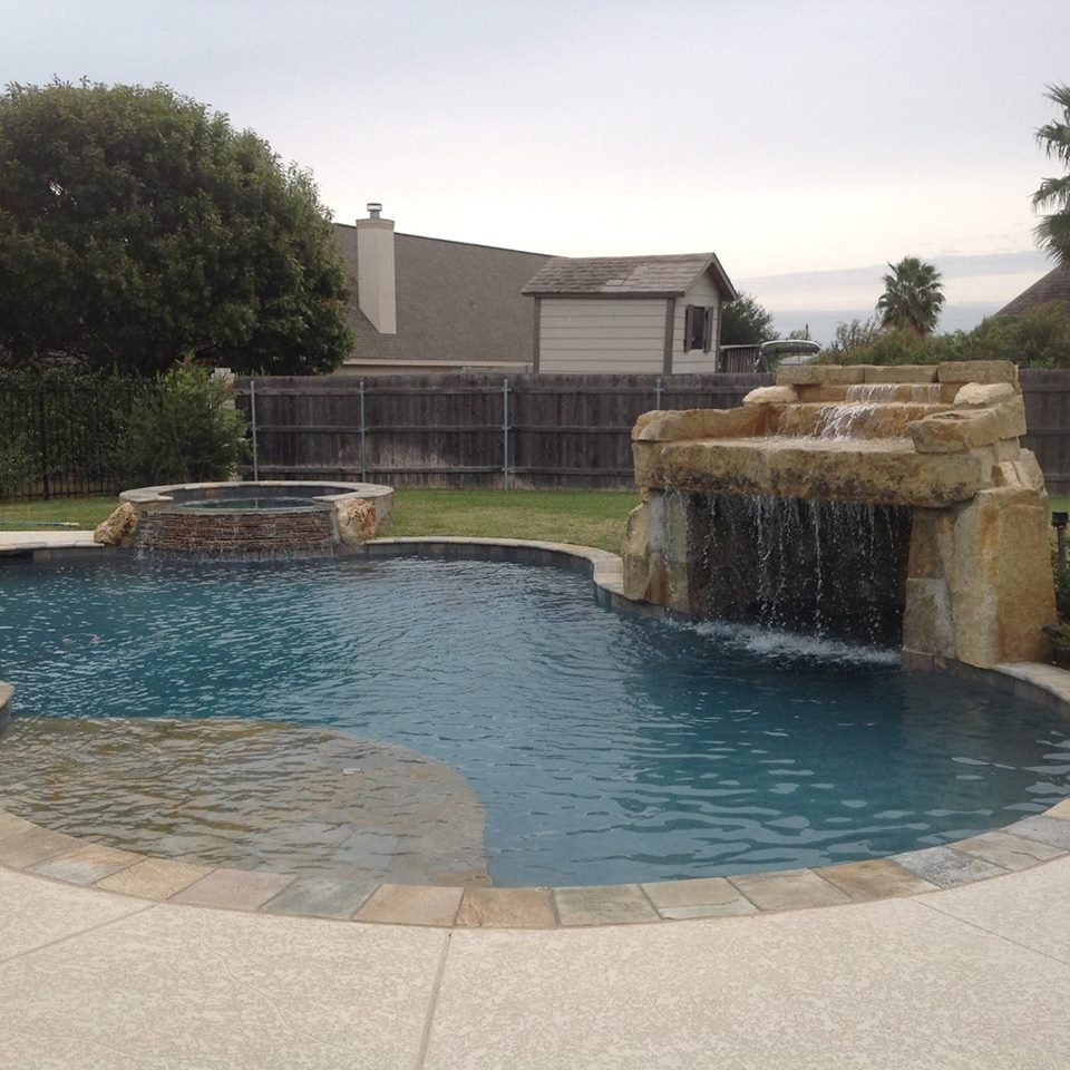 Want to build a #pool in your #backyard? Let Trinity's ...