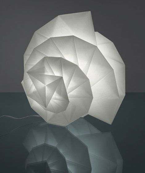 IN-EI Lamps, Issey Miyake For Artemide.