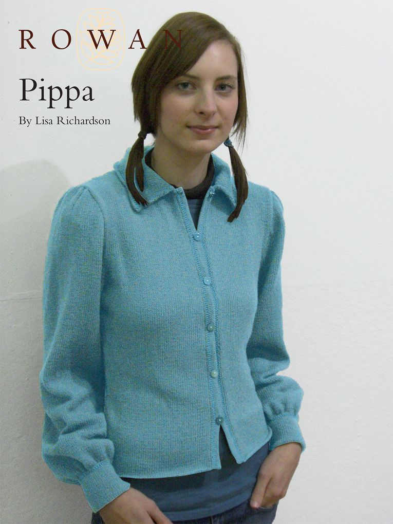 Free Knit Jacket Pattern Pippa | Knitted Jackets & Cardigans ...