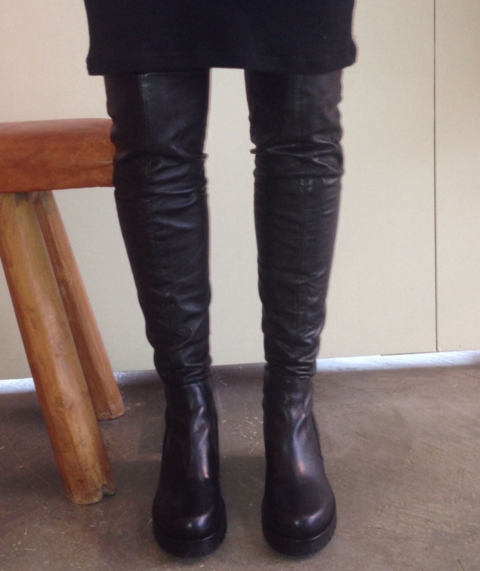 61f425a74fa Strategia over knee boots @foudefoot.nl | Shoes!