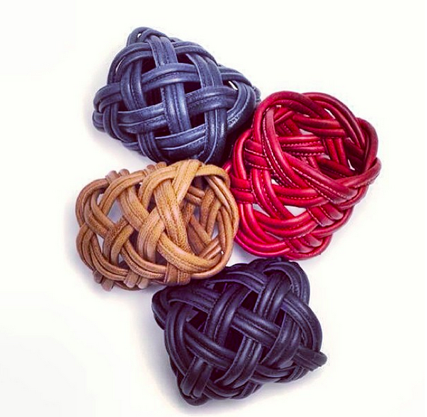 Max Woven Cuff - Assorted Fall Colors