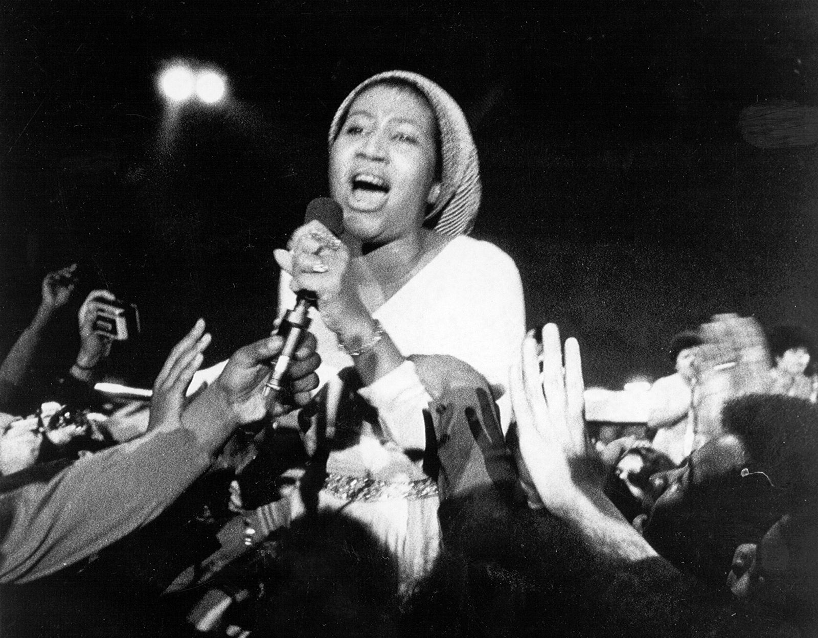 Miss Aretha Franklin Aretha Franklin Soul Singers Songs