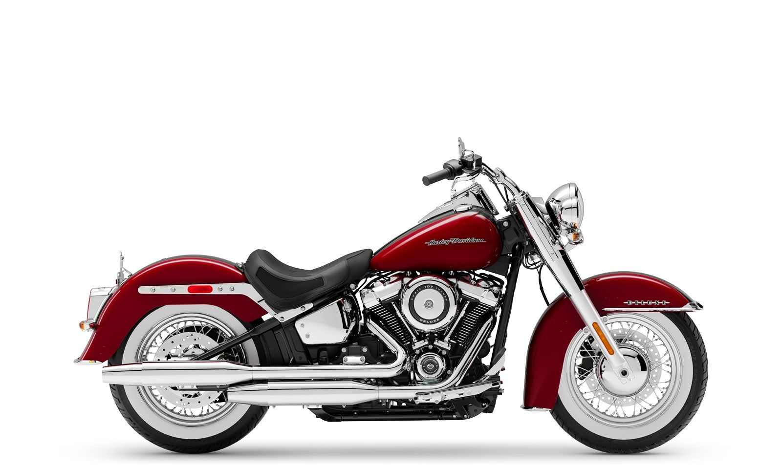 A bright, nostalgic boulevard cruiser that turns heads and