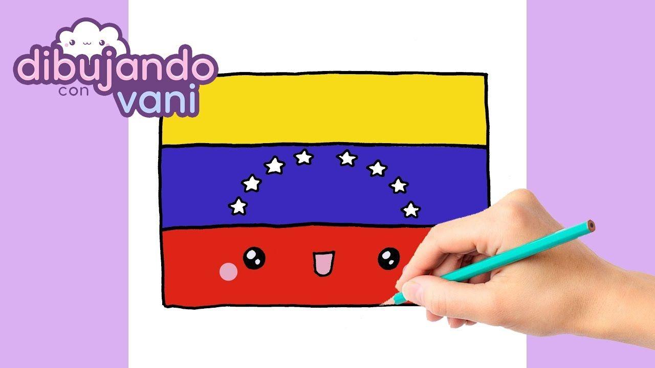 Como Dibujar Bandera De Venezuela Kawaii Dibujos Imagenes Anime Para C Bandera De Venezuela Como Dibujar Kawaii Kawaii