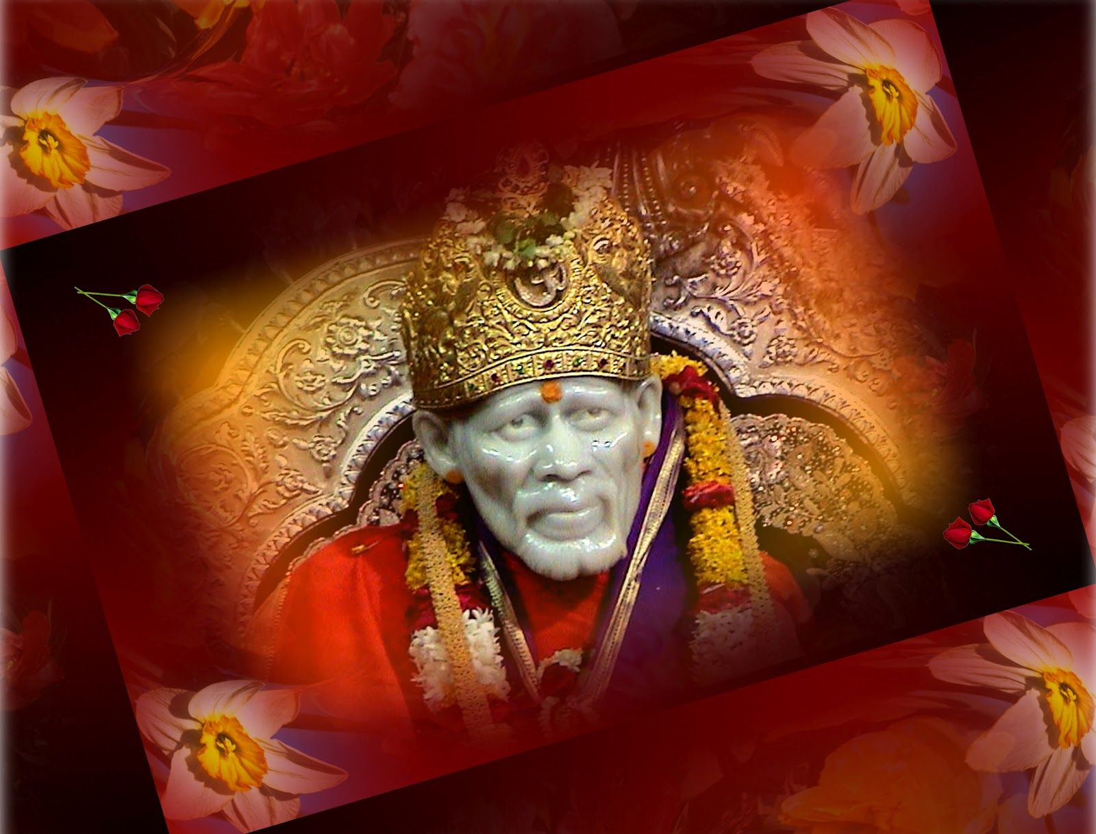Hd wallpaper sai baba - Sai Baba Hd Wallpapers 1920x1080 Archives Hd Wallpapers Buzz