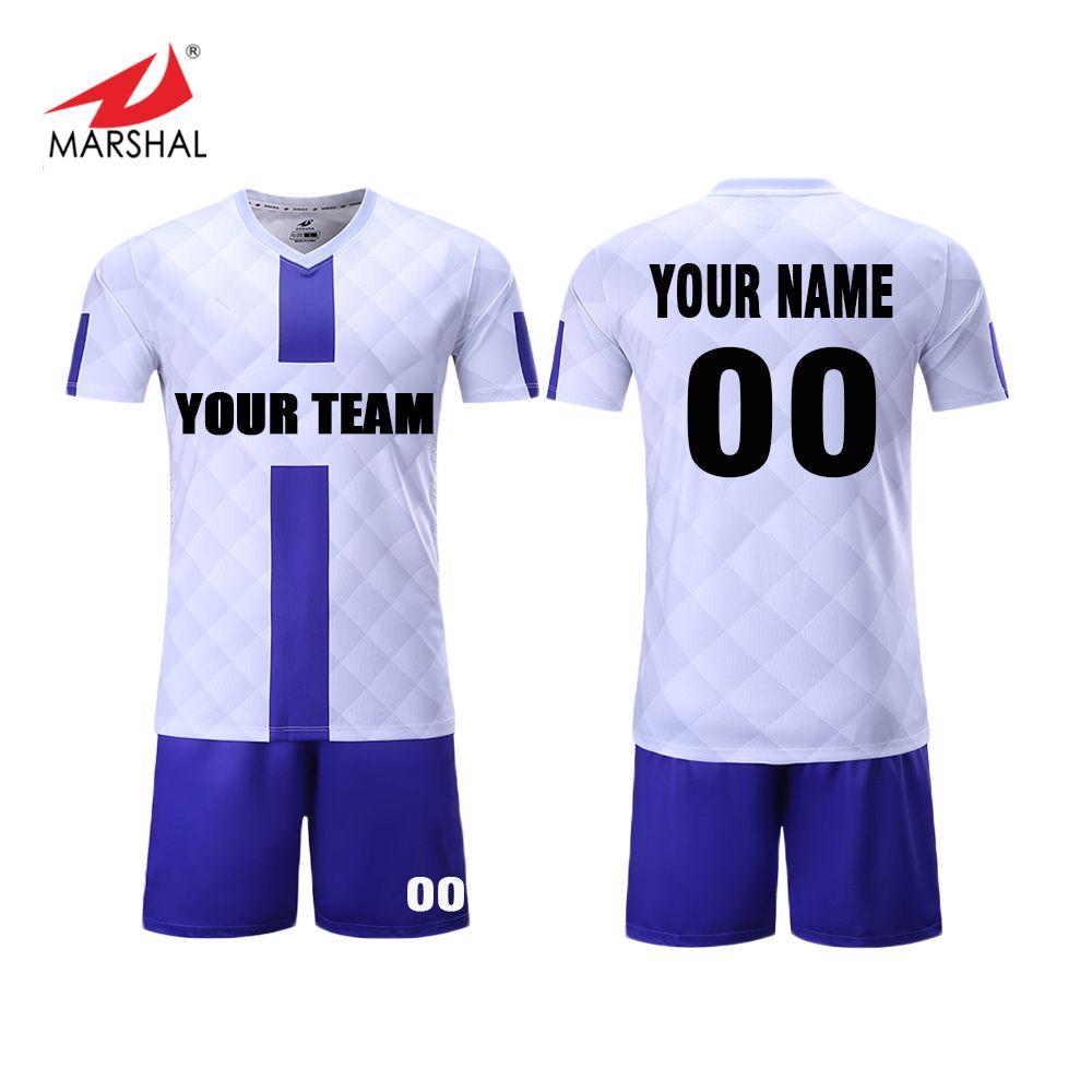 9b60d4f99 Marshal Jersey Clothing Co., Ltd Announces 100% DIY Custom Team Soccer  Jerseys & Custom Team Rugby Uniform with Sublimation Printing
