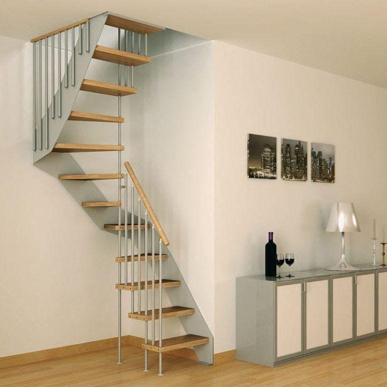 Model Tangga Rumah Minimalis 2 Lantai Modern Brick Interlocking