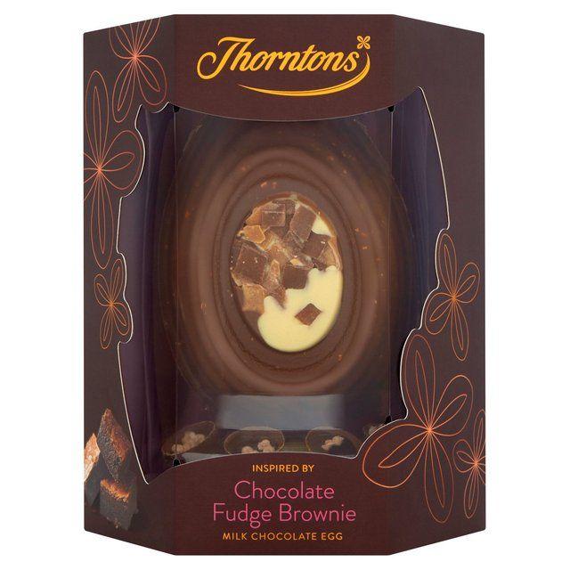 Morrisons thorntons chocolate fudge easter egg 8 spring 2018 morrisons thorntons chocolate fudge easter egg 8 negle Gallery