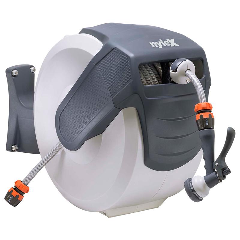 159 Nylex 20m Automatic Hose Reel Hose reel, Bad room