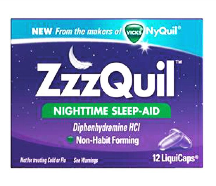 Pin On Zzzquil