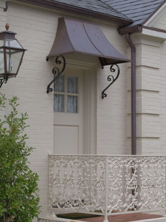 Excellent Patio Door Canopy Interesting Traditional Porch Patio
