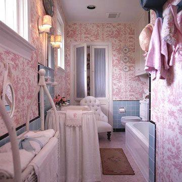 bathroom colors mint #hotelbathroom | cottage style