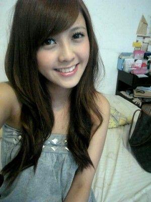 want hair I asian