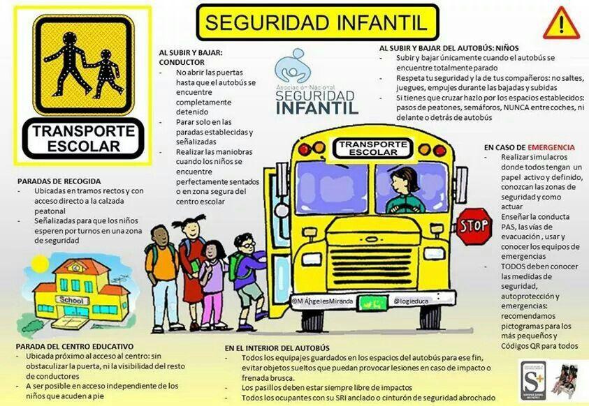 """Puerta De La Vera Beneficios De Andar En Bicicleta 1: """"Consejos Para Un Transporte Escolar Seguro"""""""