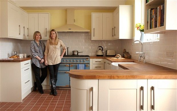 Paul's beautiful Wickes kitchen from the Tiverton range | Garden ...