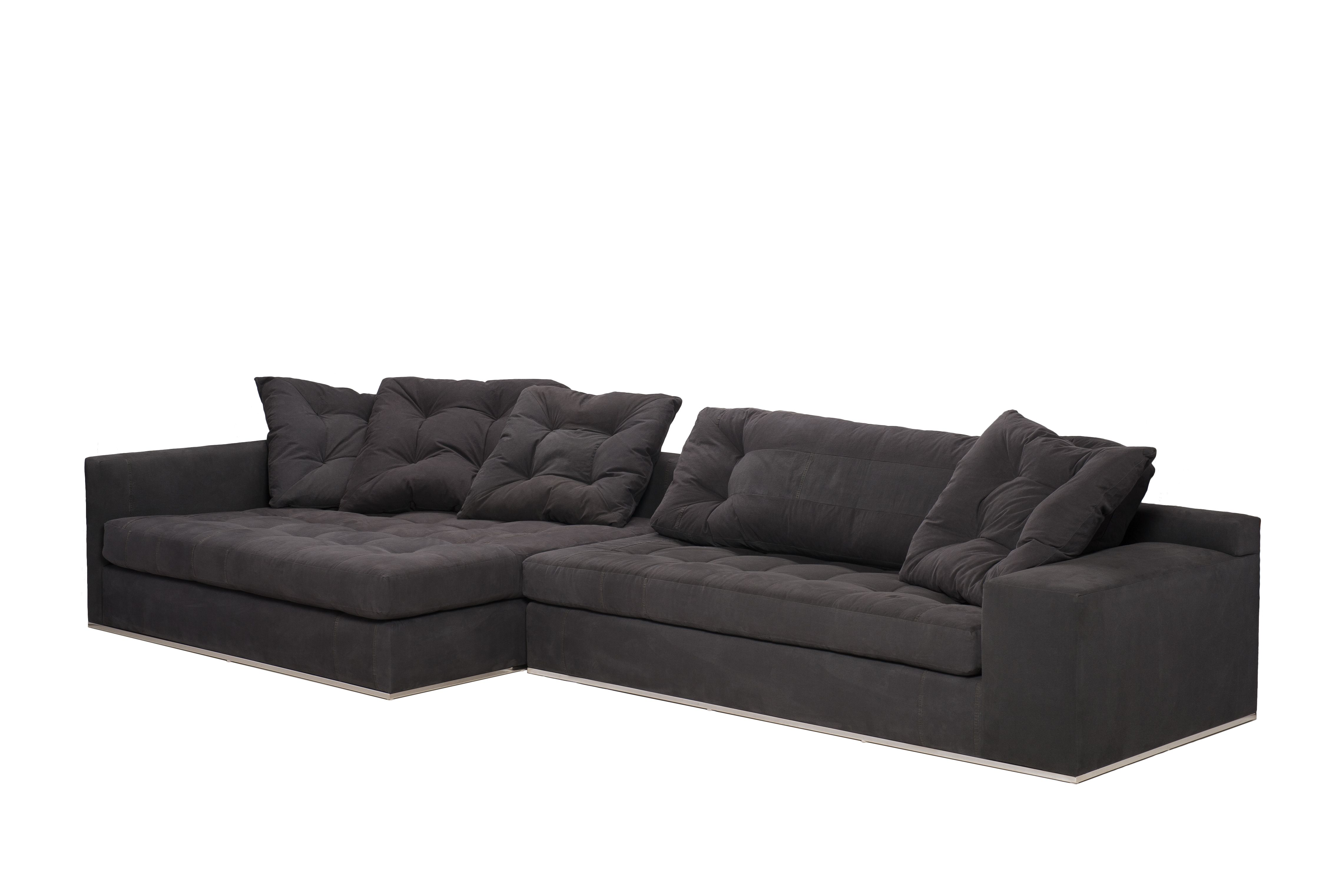 Magnificent Studio Sectional Sofa Made From Reclaimed Shelter Half Army Pdpeps Interior Chair Design Pdpepsorg