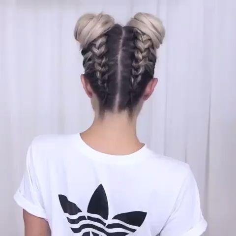 Wie Dutch Braid Video Tutorials & Fab Frisuren – #braid #Dutch #fab #Hairst …