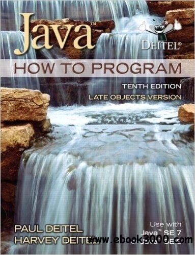 Deitel Java How To Program 8th Edition Pdf