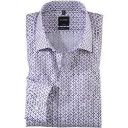 Photo of Olymp Luxor shirt, modern fit, New Kent, red, 41 Olymp