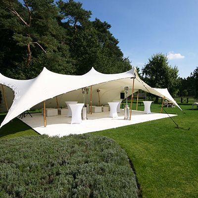 Tentickle Stretch Tents Patio Gazebo Tent Patio Party