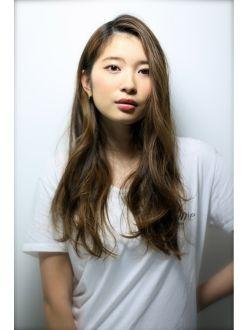 エルメ ElmeElme Style !! 43  hair 小熊 make 山崎 ヘアカタログ hair ロング