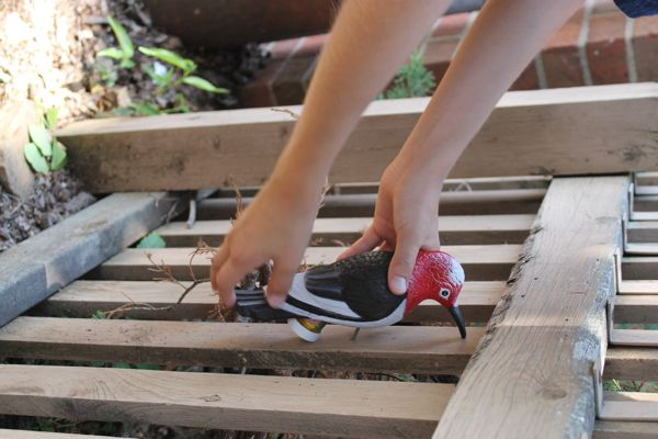 Geocaching in Galena, Illinois. Take a look at this family's adventure with geocaching.