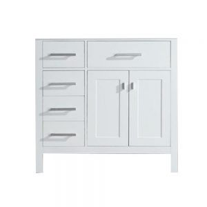 36 Bath Vanity Without Top