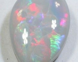 SemiBlack Opal from LR  5.725cts ** RARE PATTERN **