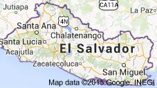 Google Map San Salvador Social Security Card