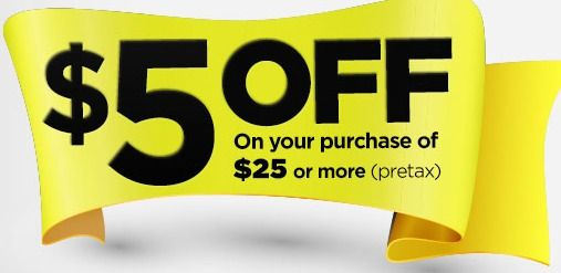 image relating to Printable Dollar General Coupons identified as Greenback All round - $5.00 off Coupon Things in direction of Order Greenback