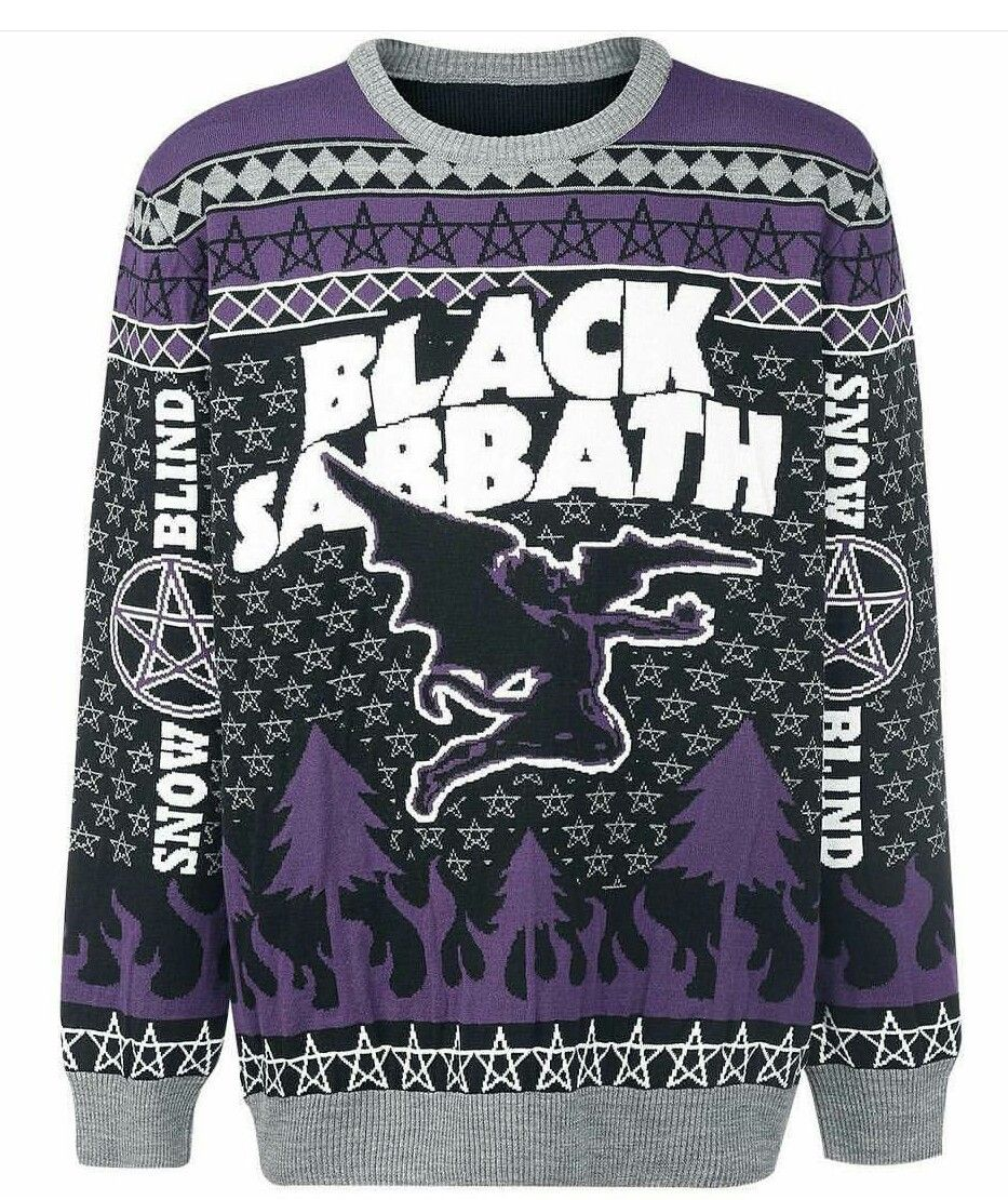 Pin By Nabil Merza On Black Sabbath Black Sabbath Christmas