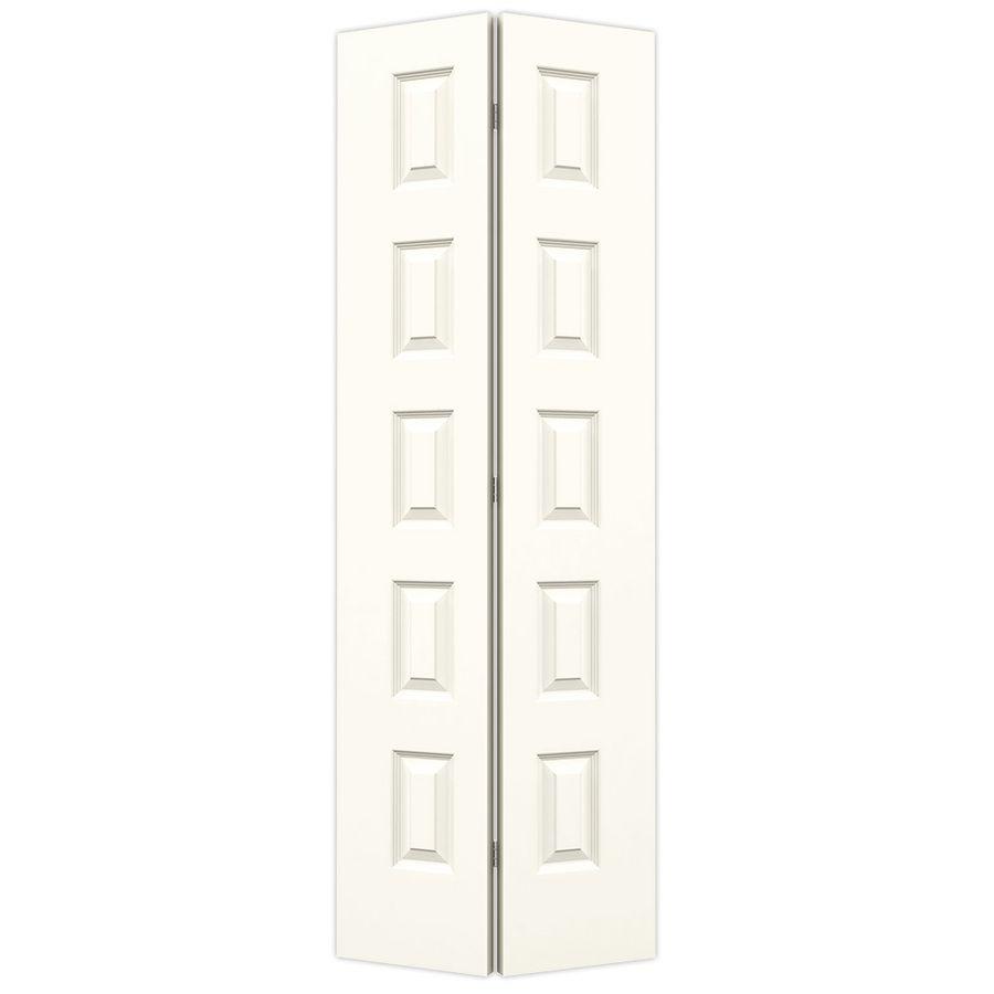 jeld wen rockport white hollow molded composite bi 29 5 White 30 X 79 Bifold Doors Interior Amp Closet id=16204