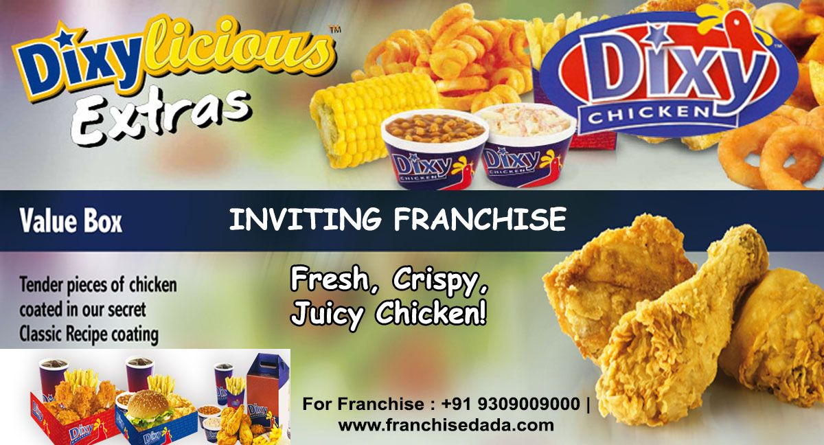 Dixy Chicken Is A Fast Food Chain With A Difference We Specialise