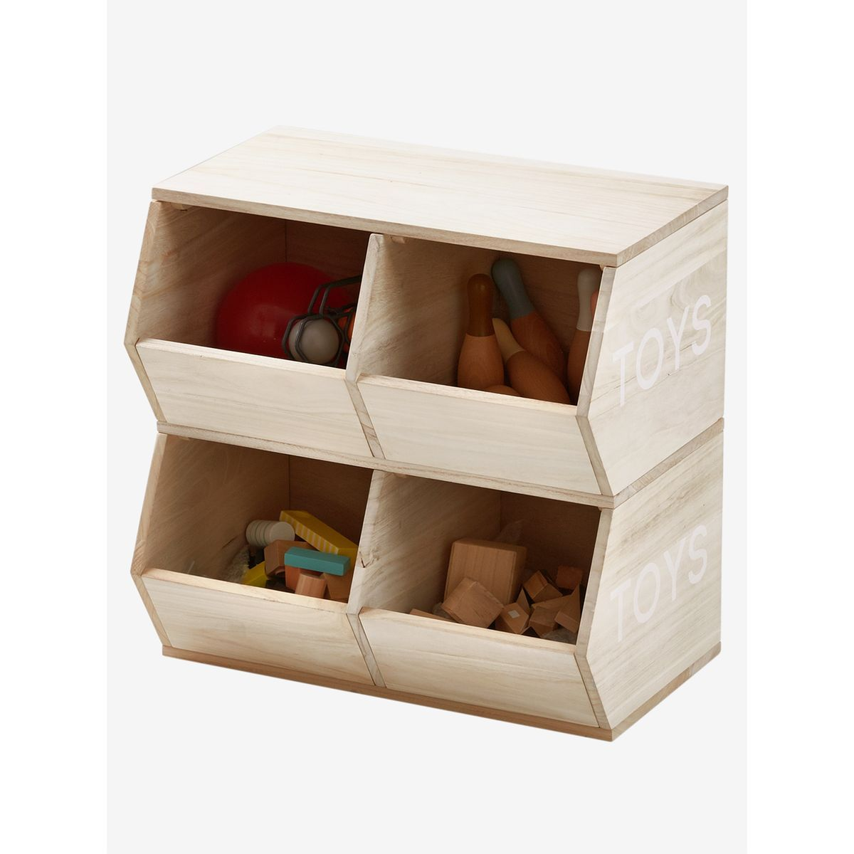 Meuble 4 Bacs Toys Mobilier De Chambre A Coucher Cube Rangement Meuble Rangement