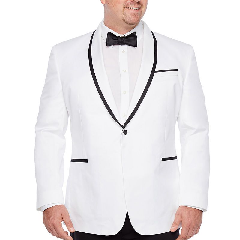 2afb66fded91 JF J.Ferrar Classic Fit Tuxedo Jacket - Big and Tall | Products in ...