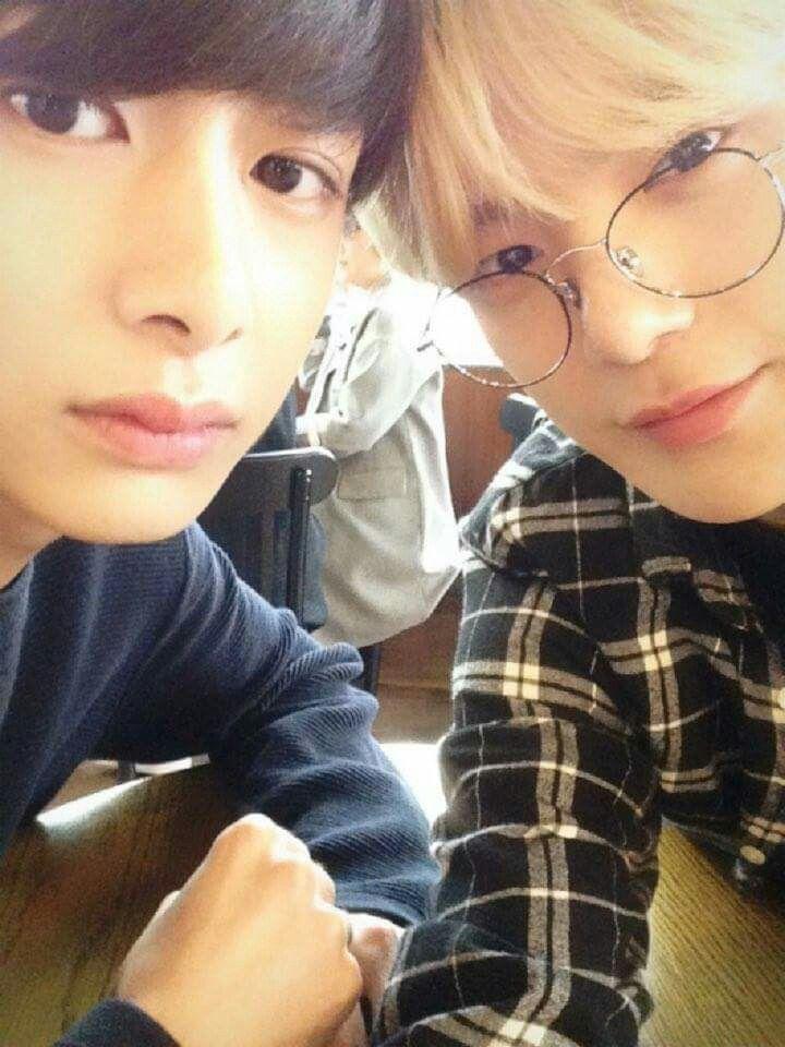 Hyungwon & Minhyuk