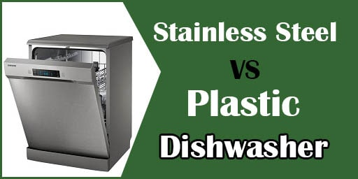 Comparison Plastic Versus Stainless Steel Dishwasher Tub Stainless Steel Dishwasher Dishwasher Better Cleaning