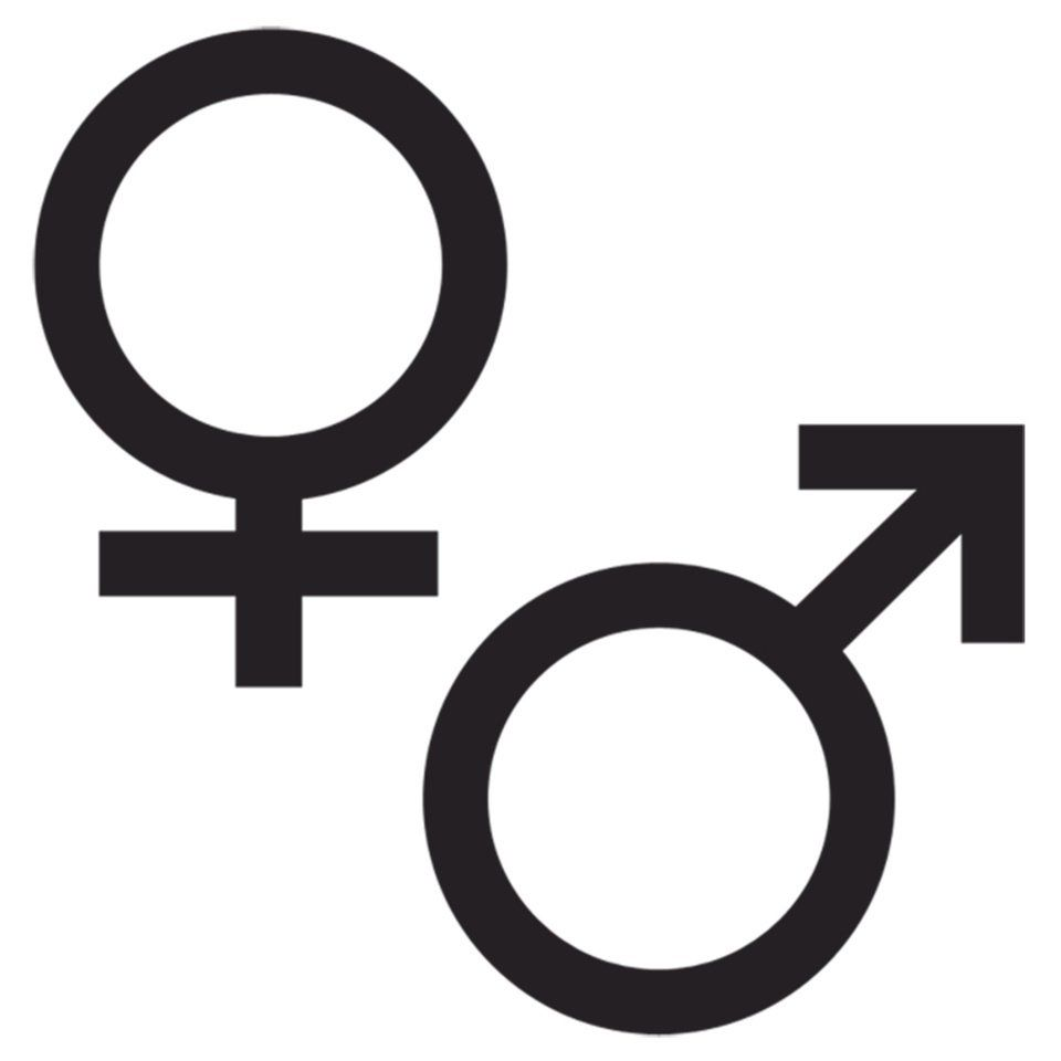 The Masculine Case The Weekly Standard Male And Female Signs Female Symbol Male Gender Symbol
