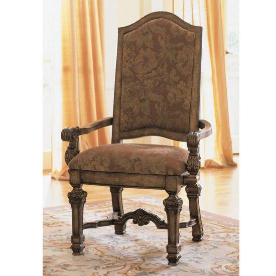 Casa Mollino Collection Casa Mollino Arm Chairs Set of 2 by
