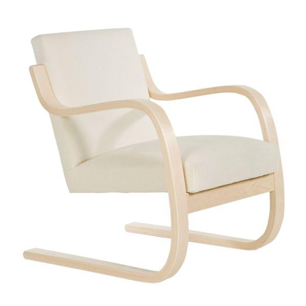 Aalto Atelje 402 nojatuoli, easy chair, design
