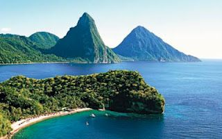 Saint Lucia Is An Island Country In The Eastern Caribbean Sea This A Fertile Place With Many Natural Wonders That Will Amaze For Anyone Who Comes To