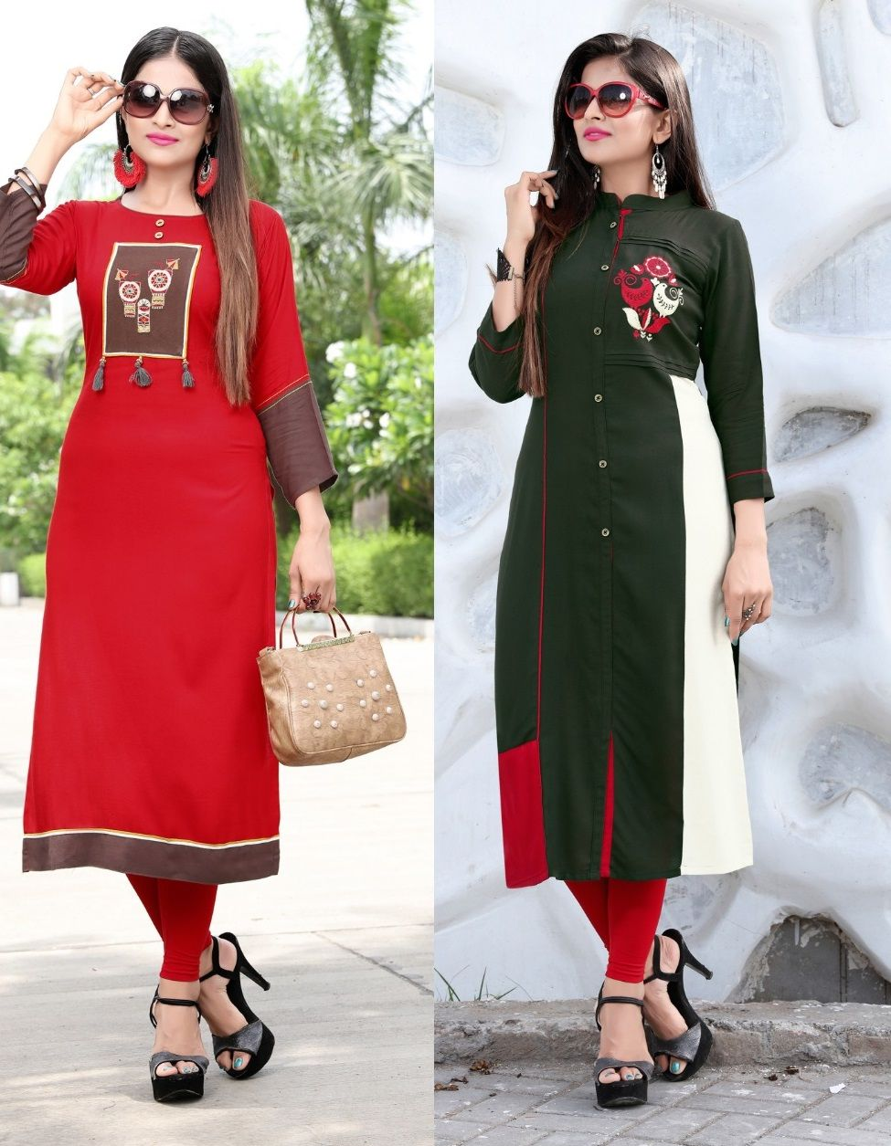 81c950cf1b Presenting latest collections of Mittoo Payal Vol-7 Rayon Kurtis Catalog  name : Mittoo Payal