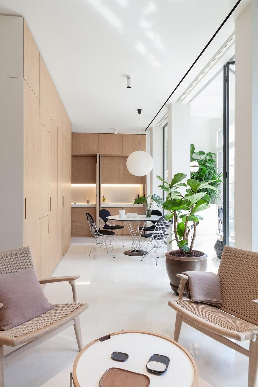 Refurbishment of an apartment in barcelona ylab arquitectos