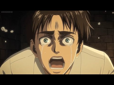 Eren Cried Seeing His Mother's Killer Was Dina Fritz (His Father's Wife) (English Sub)