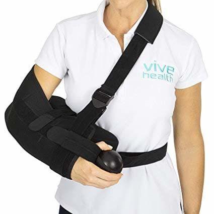top medical arm slings and shoulder braces — yoga journal